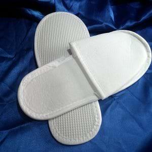 Havlu Terlik - Tek Kullanımlık Terlik - Otel Terliği - Buklet Ürünleri