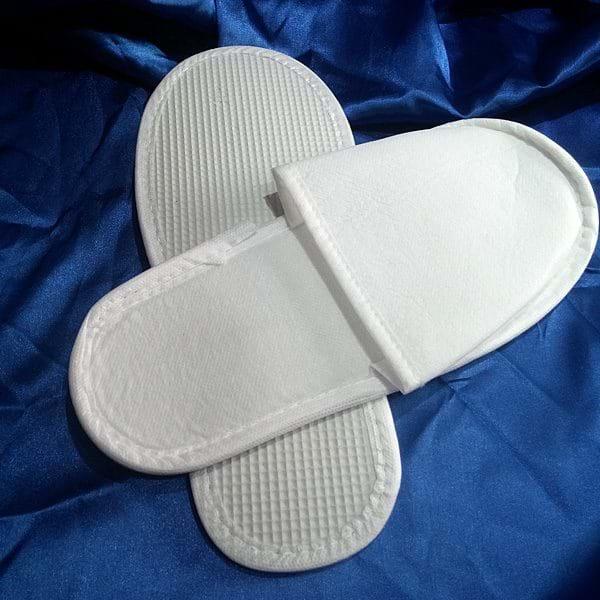 Havlu Terlik – Tek Kullanımlık Terlik – Otel Terliği – Buklet Ürünleri