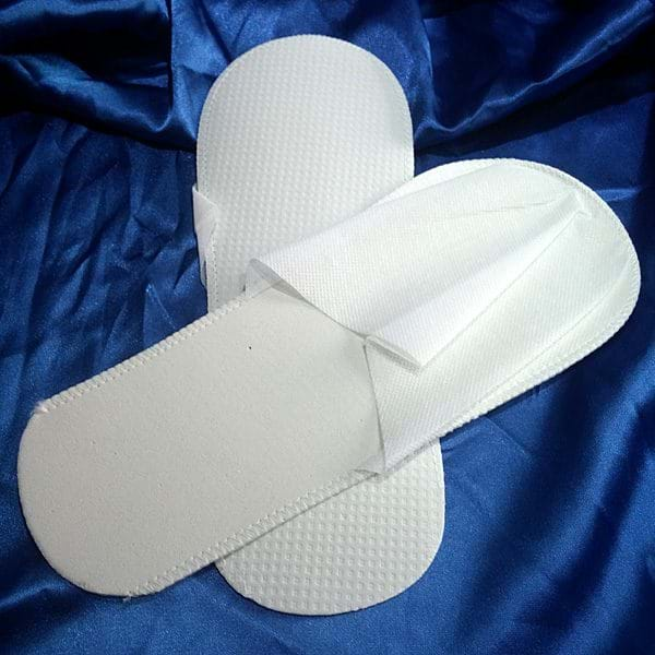 Tek Kullanımlık Terlik – Otel Terliği – Buklet Ürünleri