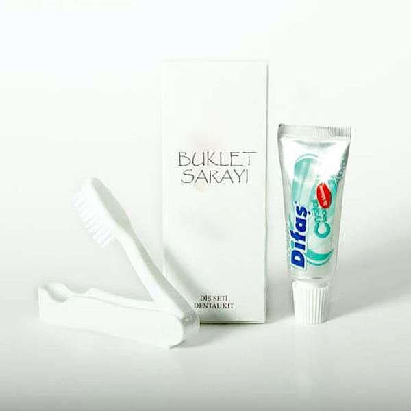 Diş Seti - Buklet Ürünleri