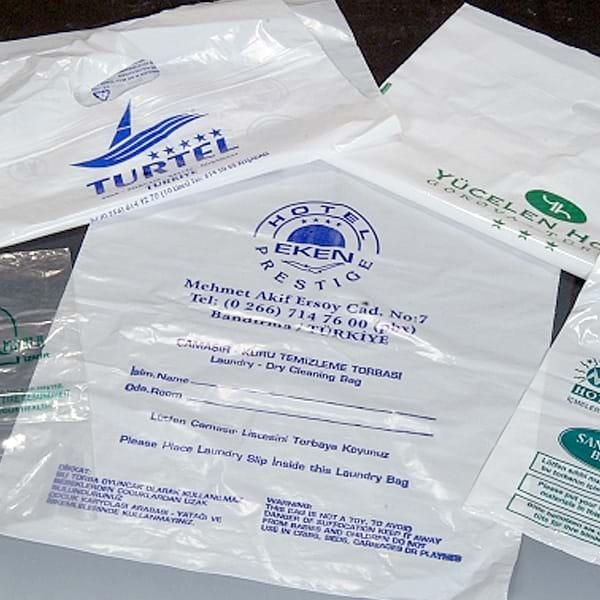 Kirli Çamaşır Torbası - Buklet Ürünleri
