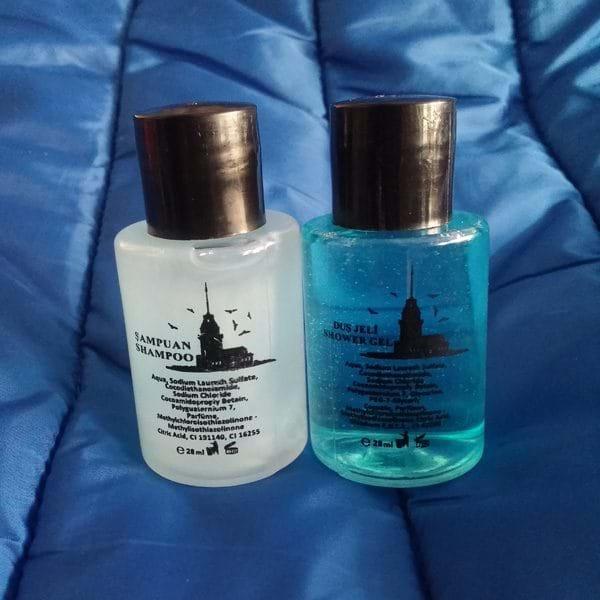 Mini Otel Şampuanı – Buklet Ürünleri